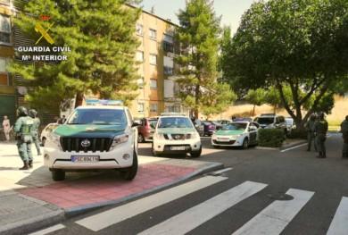 guardia civil robos drogas OP POPANA1 (1)