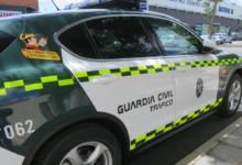 guardia civil trafico coche 2