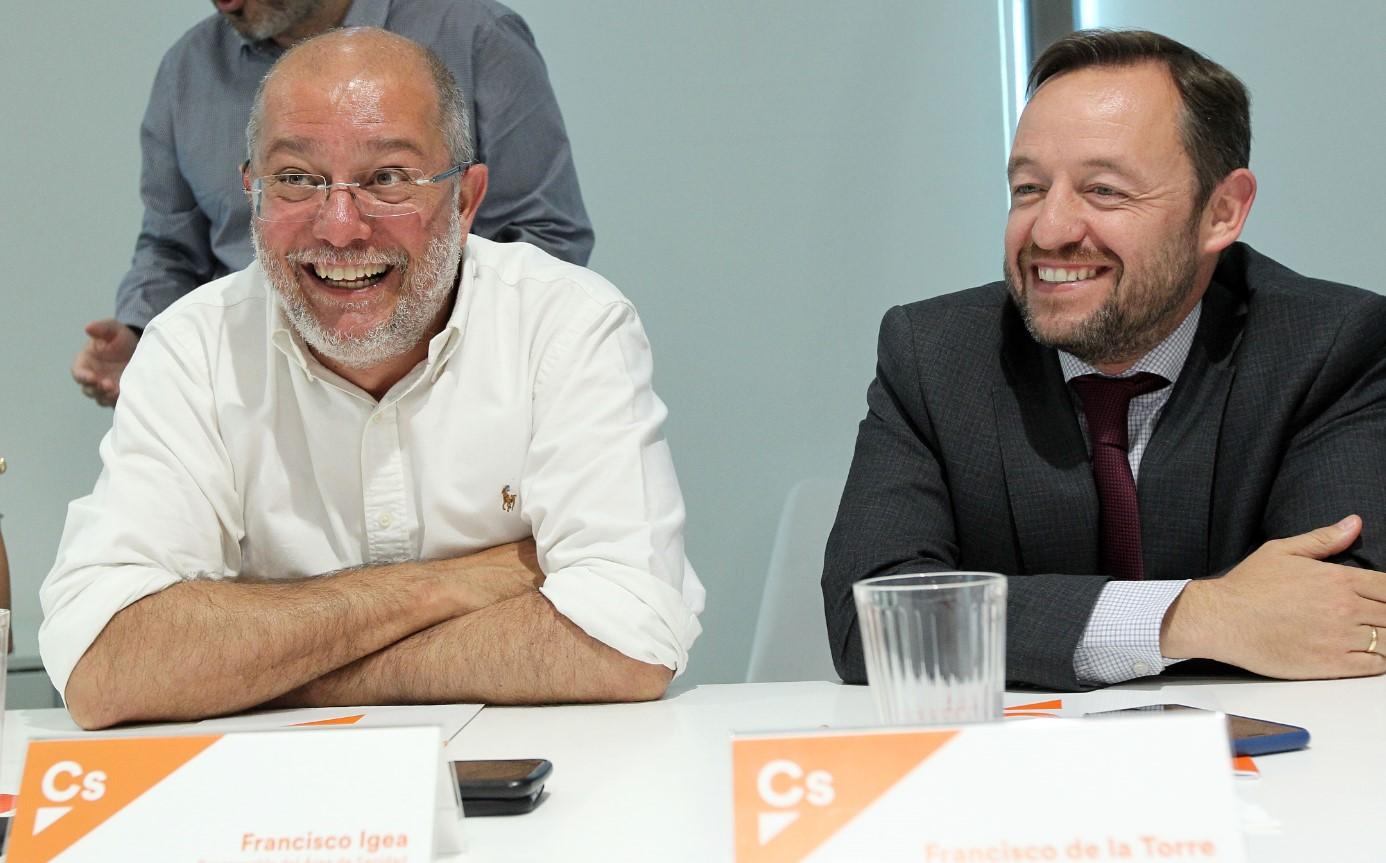 """Cs admite que pactará de forma """"excepcional"""" con el PSOE"""