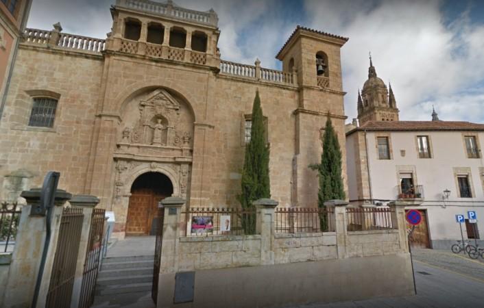 iglesia san millan en calle veracruz