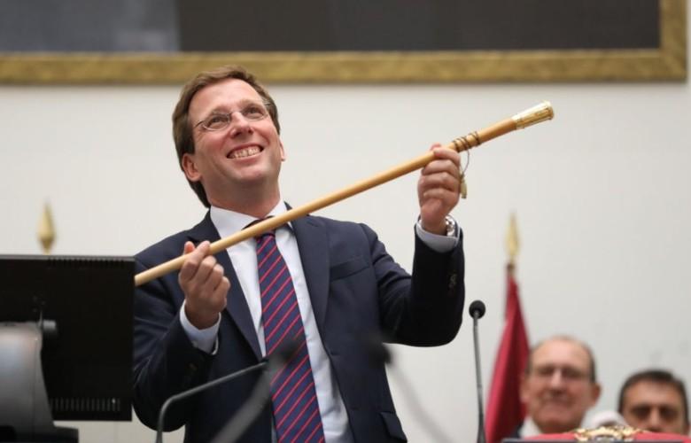 madrid alcalde