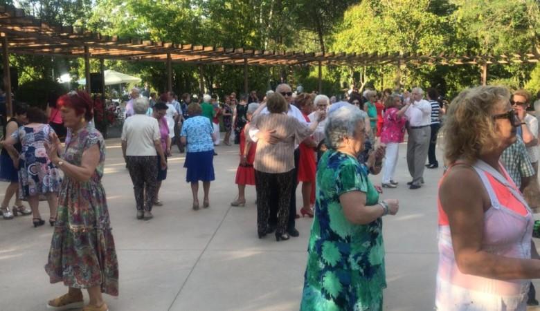 mayores baile jesuitas