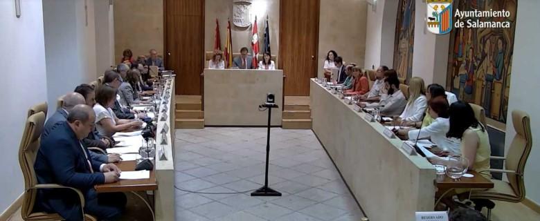 pleno ayuntamiento junio 2019