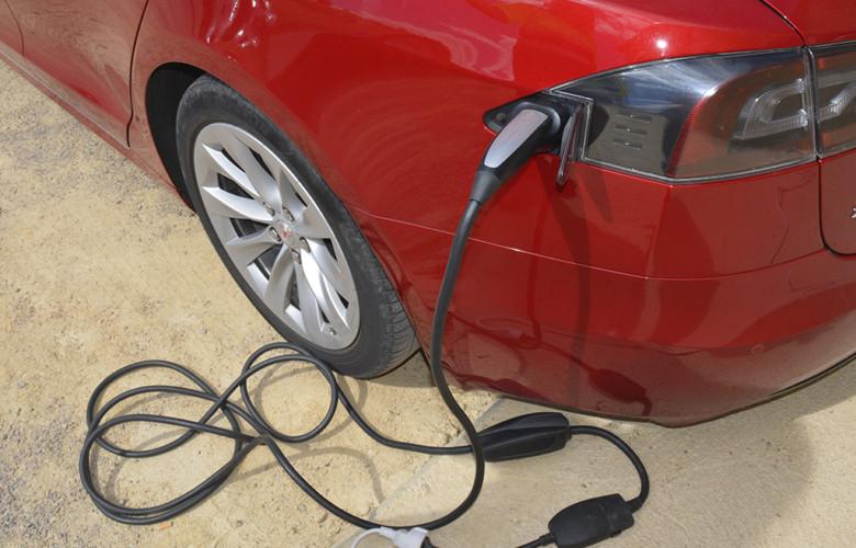 Coche eléctrico, vehículo eléctrico.