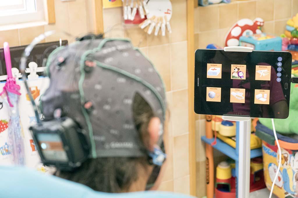 Proyecto Spellbrain. David Arranz, ICAL, Aspace Salamanca