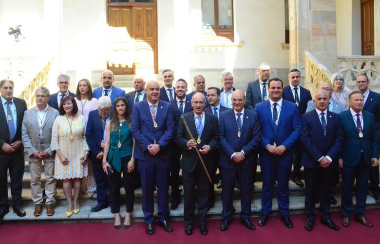 Diputados de la Diputación de Salamanca