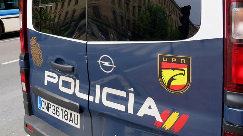 Policía Nacional, Policía