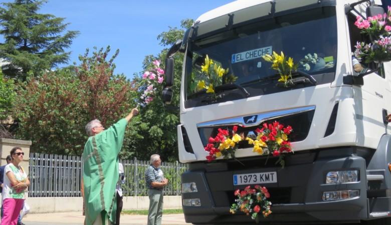 bendicion coches camiones san cristobal a (1)