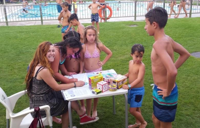 carbajosa verano piscina