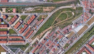 chamberi parque