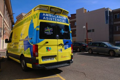 Ambulancia, 112 Emergencias