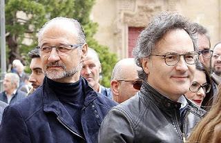Luis Fuentes y Miguel Ángel González Rodrigo