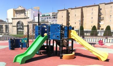 parque plaza concordia al sol