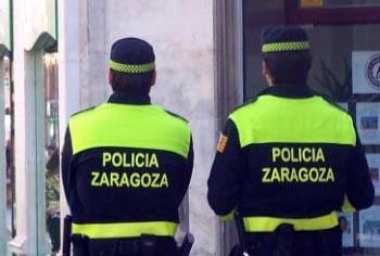 polica local zaragoza