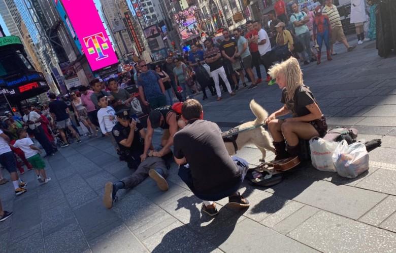 policia detencion nueva york