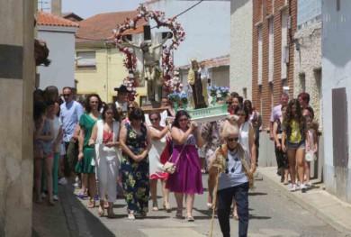 villoruela fiestas procesion carmen (2)