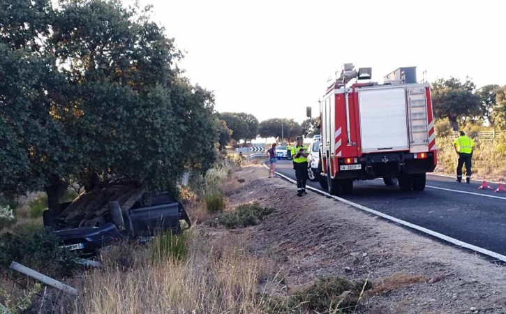 accidente trafico ledesma un muerto (1)