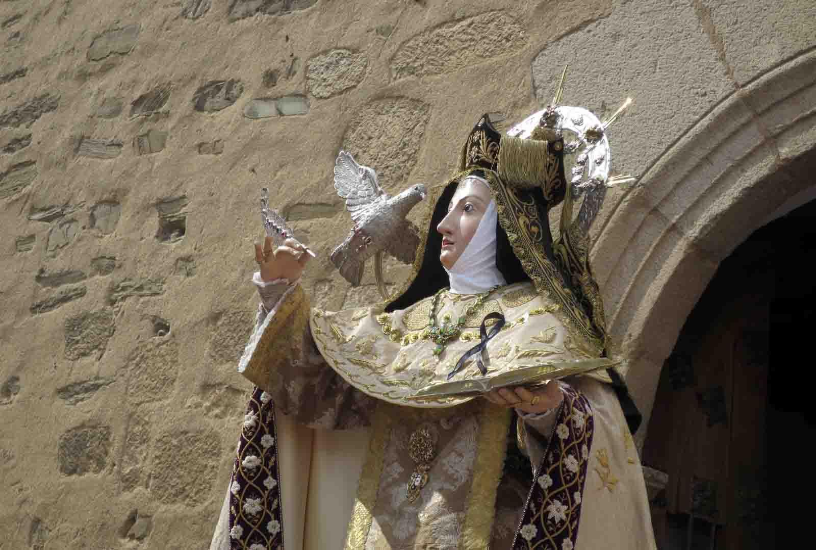 alba tormes santa teresa sale clausura transverberacion (4)