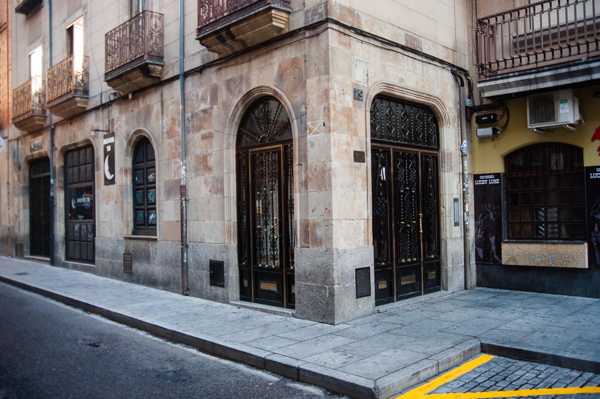Calle Varillas, 17. Salamanca
