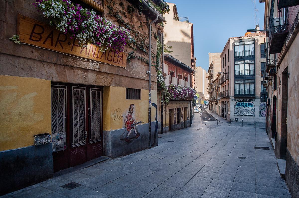Edificio ubicado en la calle Varillas, 7. Salamanca