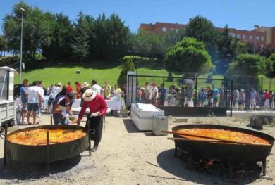 carbajosa fiestas paella (