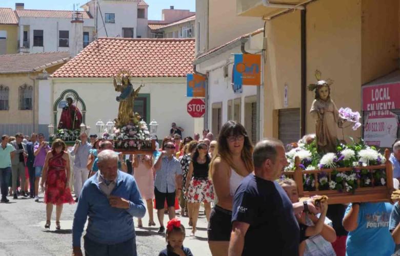 carbajosa fiestas procesion (1)