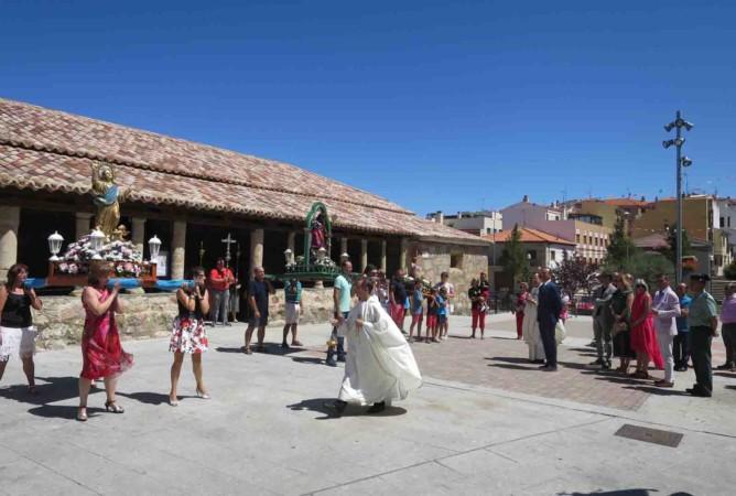 carbajosa fiestas procesion (2)
