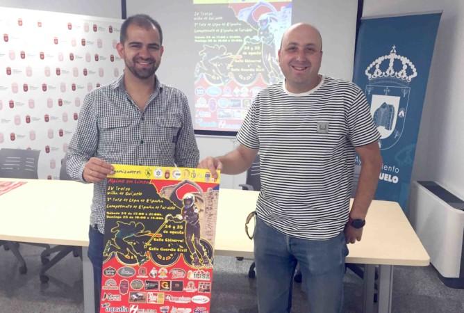 guijuelo alpino Carlos Arasa y José Luis Sánchez ALPINO EN LINEA 2
