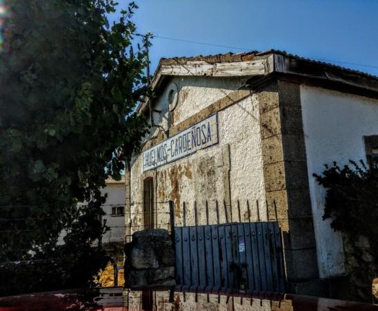 Estación de Huelmos de Cañedo, Valdulciel
