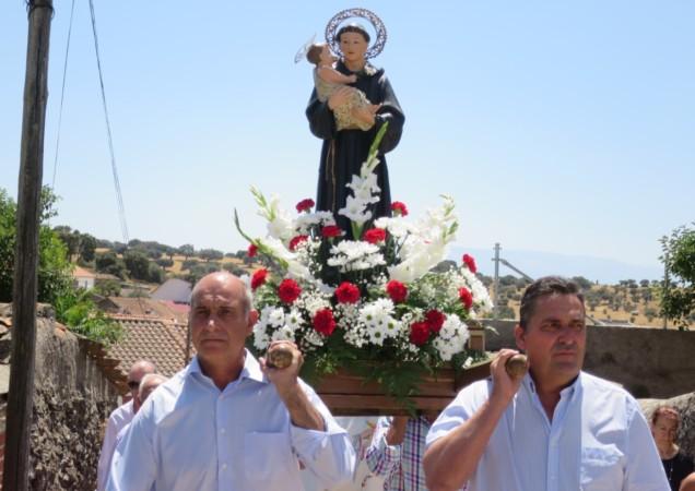 frades sierra fiestas san atonio procesion (1)