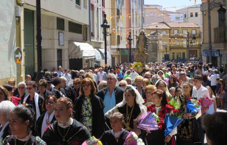 guijuelo fiestas procesion (2)