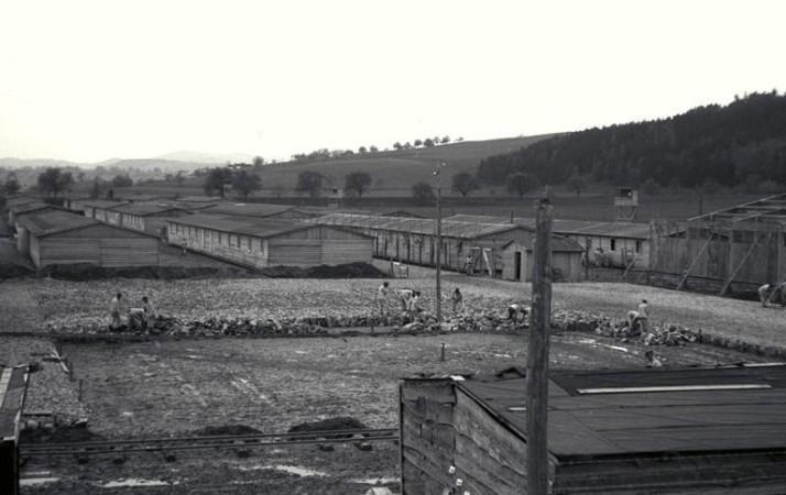 campo concentracion nazi gusen I
