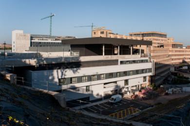 El nuevo hospital de Salamanca.