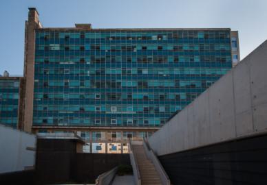 Hospital Virgen de la Vega. Salamanca
