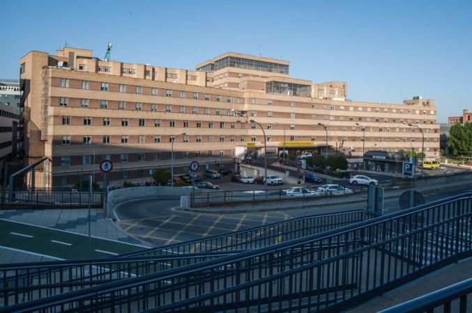 Complejo Asistencial Universitario de Salamanca.