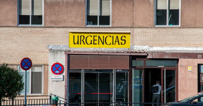 hospital clinico urgencias