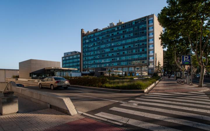 hospital, ambulancia, clínico, virgen de la vega (46)