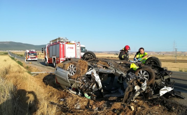 ical accidente trafico soria unmuerto (2)