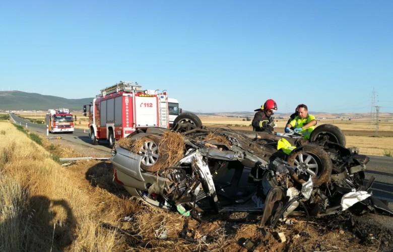 ical accidente trafico soria unmuerto (2)