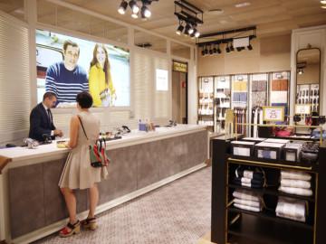 Cortefiel abre nueva tienda en el CC El Tormes.