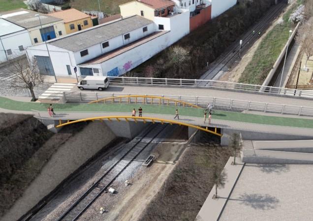 puente vias tren san ildefonso tejares
