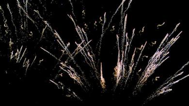 Salamanca volverá a tener fuegos artificiales el día 15 de septiembre.