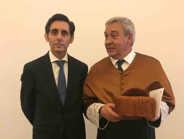 Alierta y Carlos González Blanco.