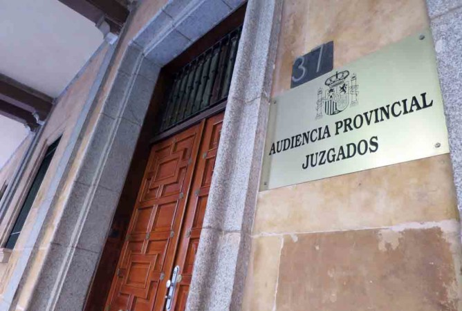 audiencia provincial