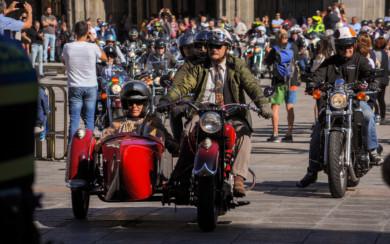 Distinguished Gentlemen's Ride, la concentración de motos más glamurosa y solidaria llegó a Salamanca