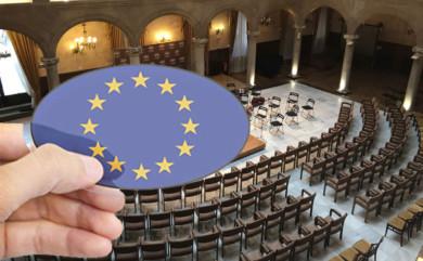 El Casino de Salamanca ofrece una charla sobre la Unión Europea.