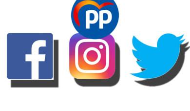 El PP crea cuentas falsas en las redes sociales.