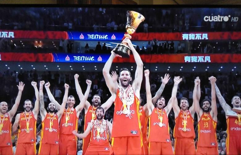 españa campeona mundo baloncesto