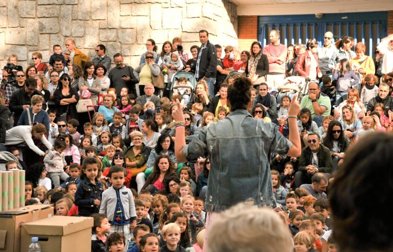 festival de artes de calle Alamedilla Salamanca (6 de 9)