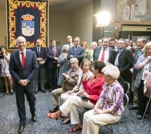 David Arranz / ICAL El presidente de la Diputación de Salamanca, Javier Iglesias, preside los actos por el Día de la Provincia.